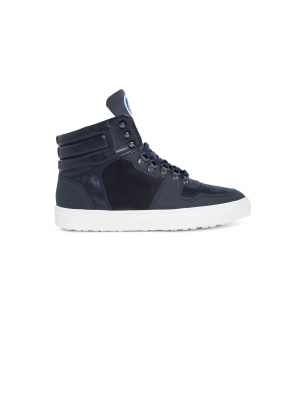 SNEAKERS MONTANTES FEMME W01-16F-NL