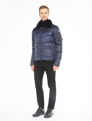 MAN JACKET MONT CENIS