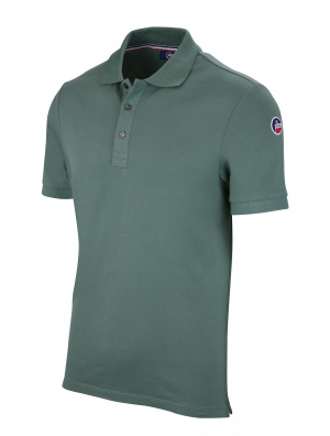 MEN SHORT-SLEEVED POLO GABIN