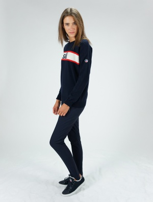 WOMEN KNITTED SWEAT SKI