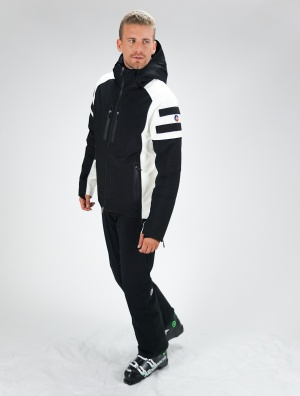 MEN JACKET ELEVATION