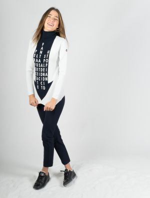PULL FEMME ROUSSEAUD