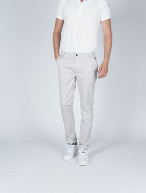 MEN STRETCH COTTON PANTS LATHYRUS