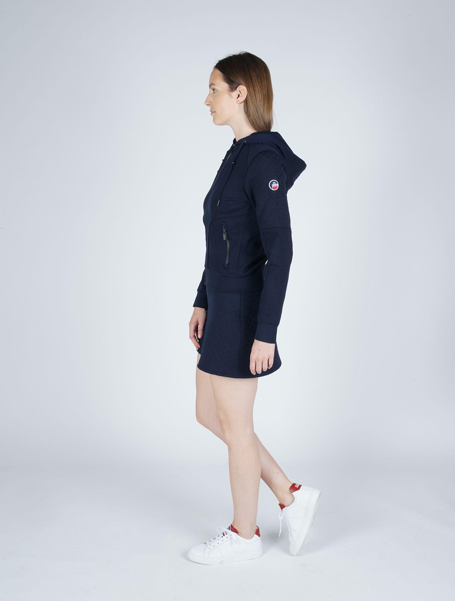 design de qualité 49a74 a6640 Sweat Marian : Sweat à capuche en molleton pour femme