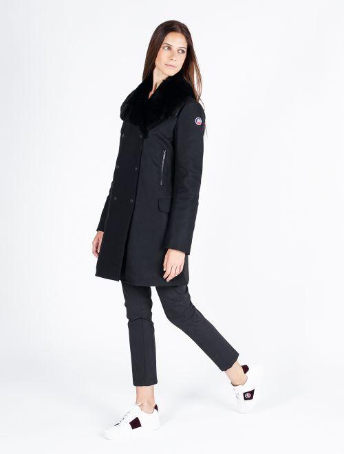 Manteau femme EDITH - chaud et confortable en duvet de canard c1d7683ce09