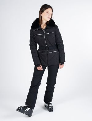 WOMEN SKI JACKET MINA WOOL