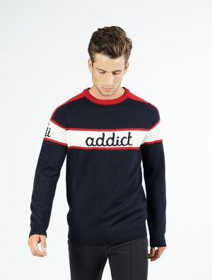 ADDICT MEN SWEATER