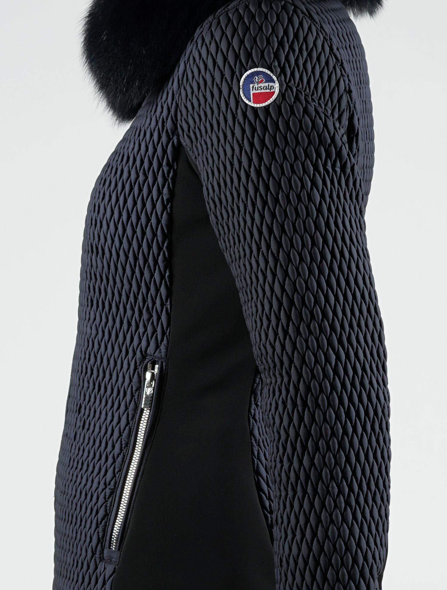 doudoune ski femme fourrure,veste ski fusalp homme