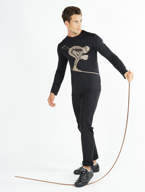 MEN BASIC LONG SLEEVES SCORPIO