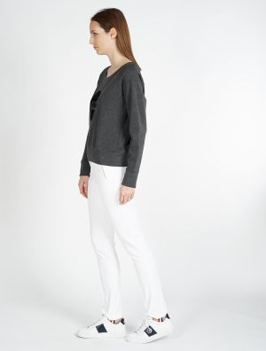 DUNES ROUND NECK SWEATER