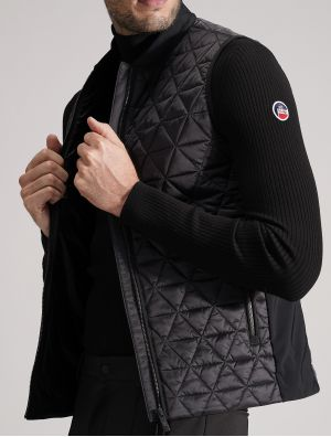HURIEL SLEEVELESS PADDED JACKET