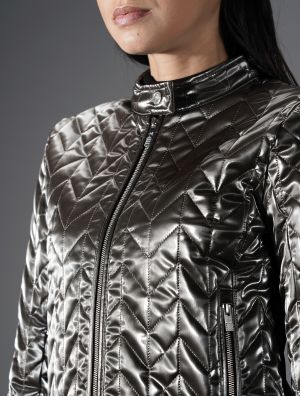 AGLAE SHINY LIGHT JACKET