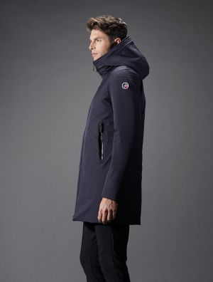 MEN COAT GIEZ FUR