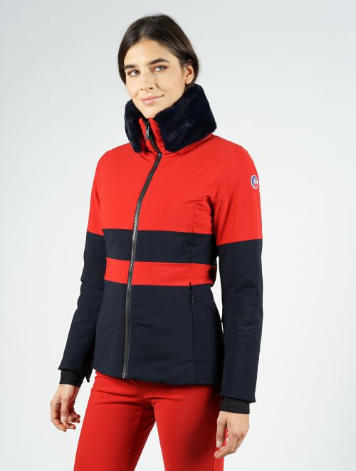 WOMEN SKI JACKET LEVANNE