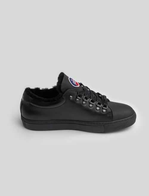 FUR LINED SNEAKERS NASS