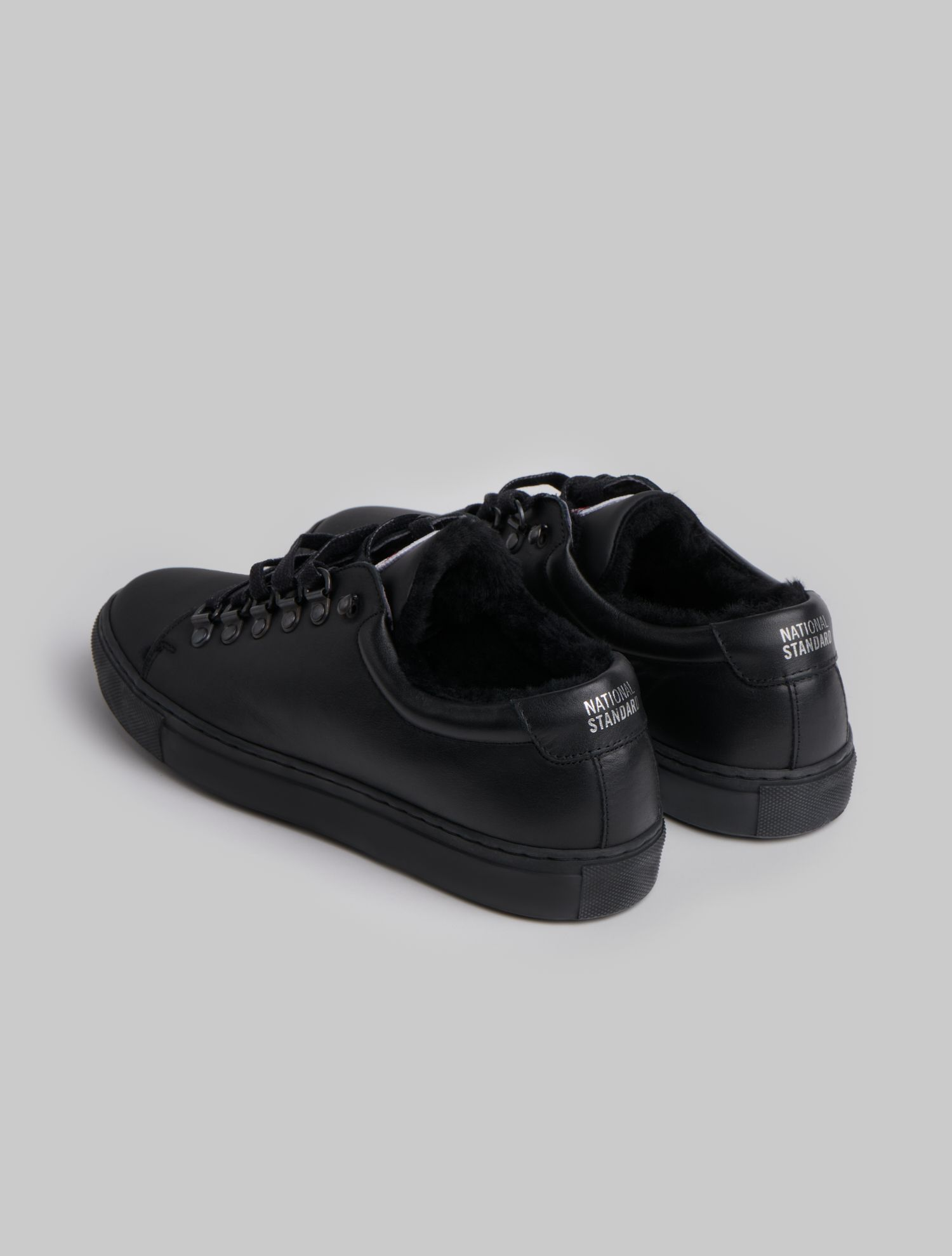 HANDY FUR LINED SNEAKERS