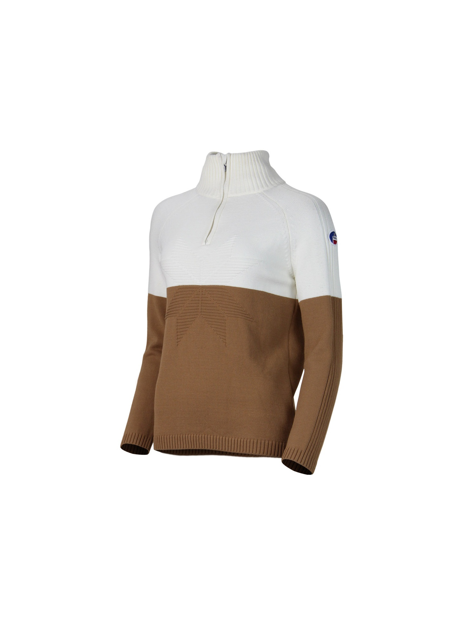 pull col montant femme cilento