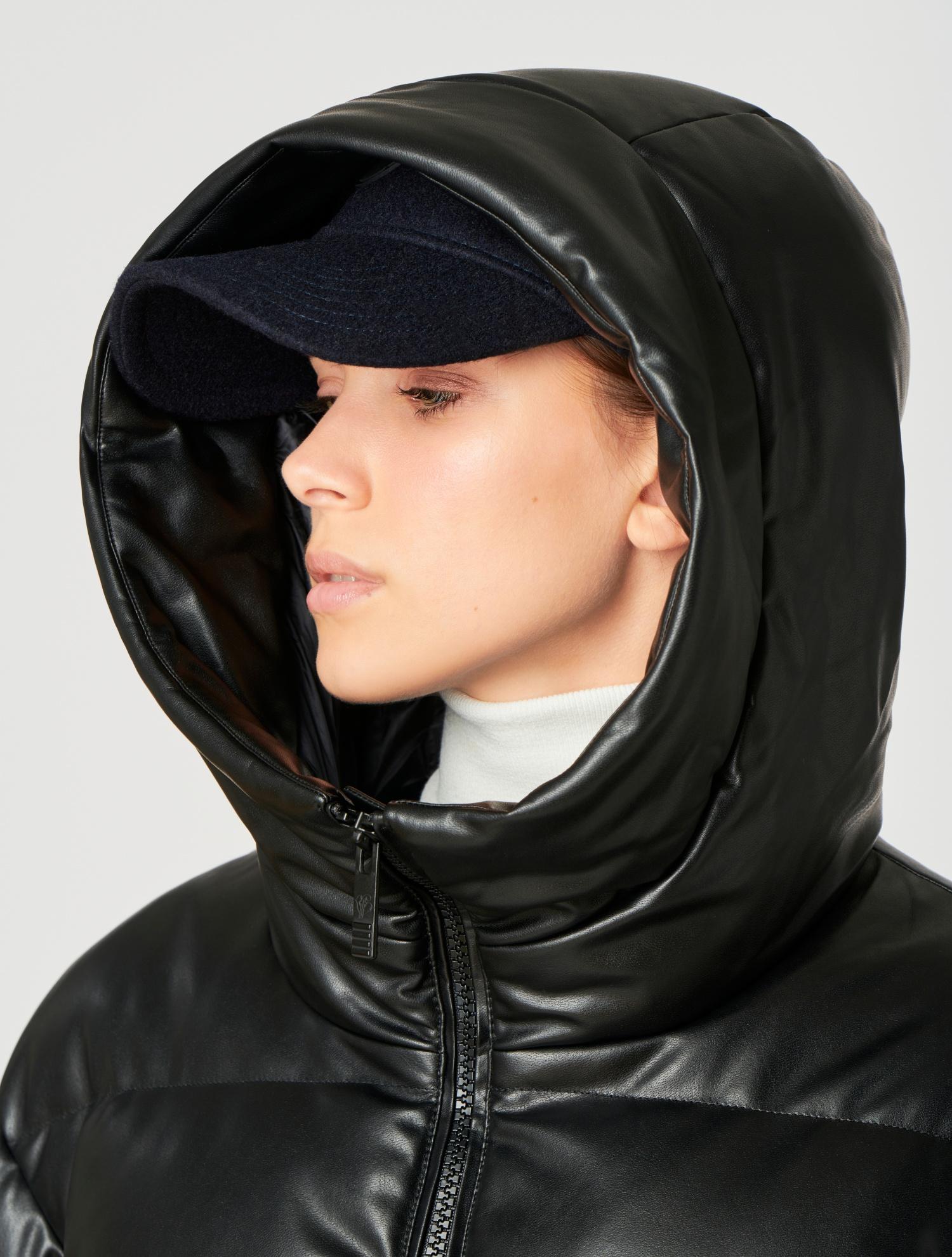 BLOUSON BARSY CAP CUIR