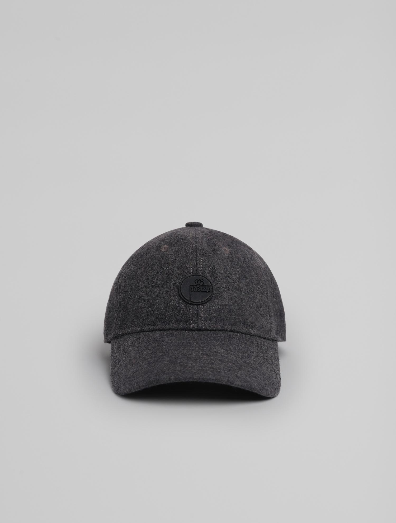 CASQUETTE WOOL CAP